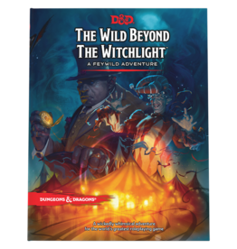 Wizards of the Coast Dungeons & Dragons The Wild Beyond The Witchlight
