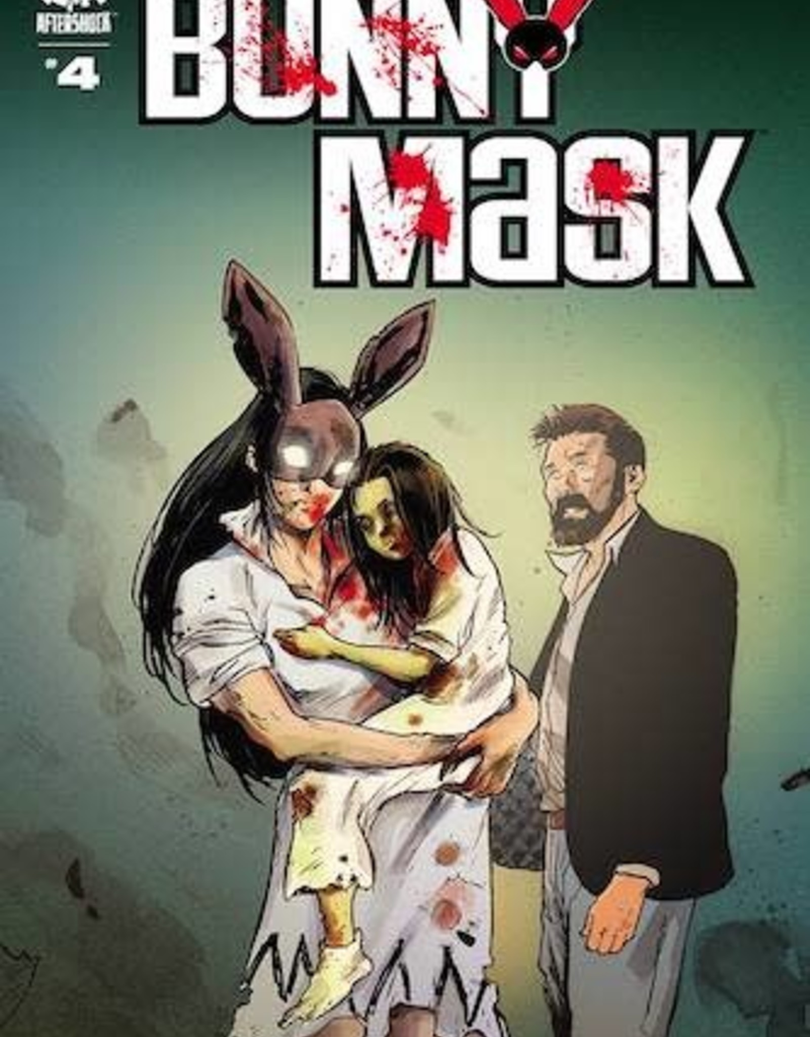 AfterShock Comics Bunny Mask #4