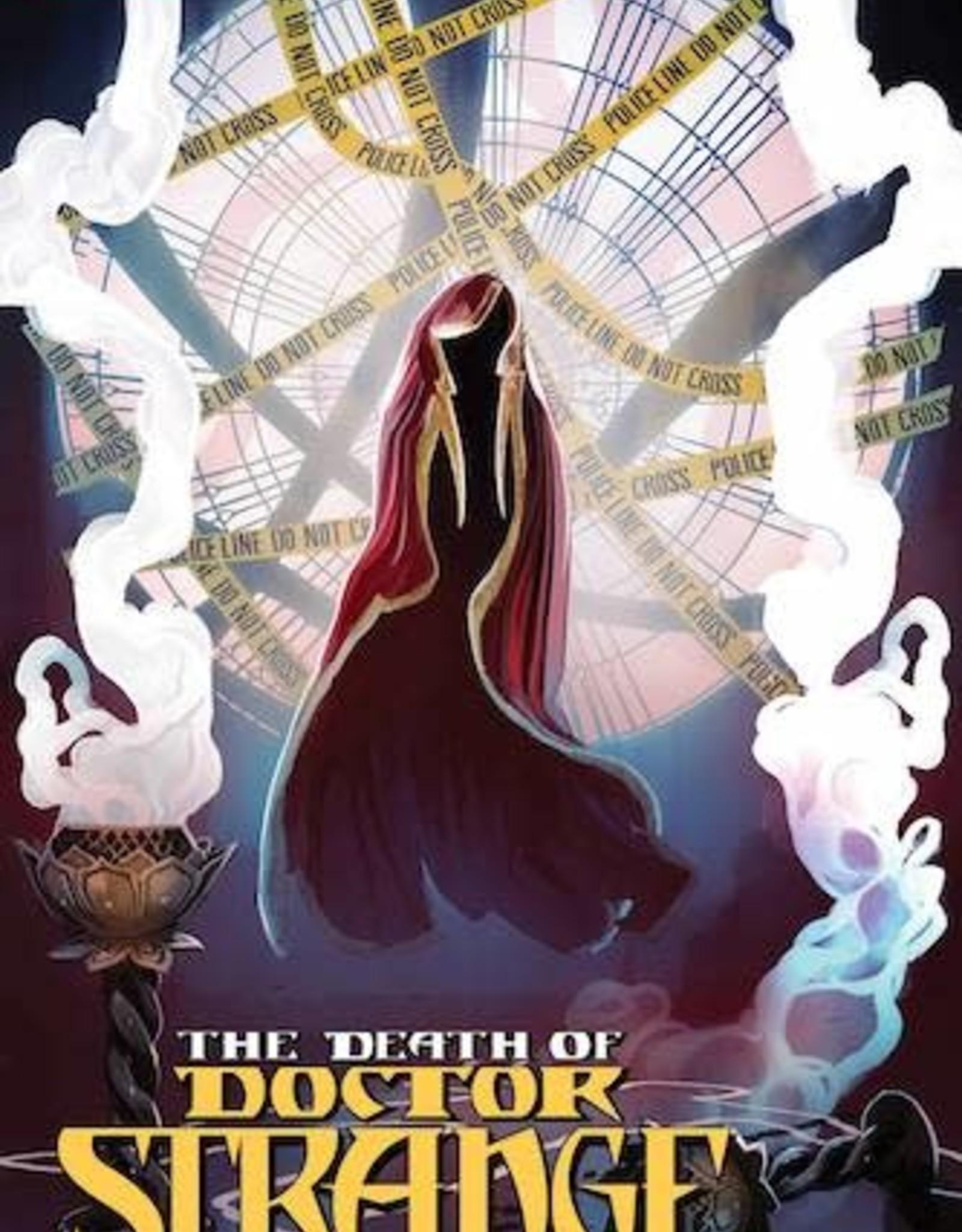 Marvel Comics Death Of Doctor Strange #1 Hans 1:25 Var