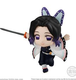 Bandai Demon Slayer Kimetsu Motion 2 Mini Figure Shinobu