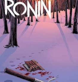 IDW Publishing TMNT The Last Ronin #4 Cvr A Eastman