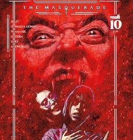 Vault Comics Vampire The Masquerade #10