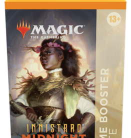 Wizards of the Coast Magic the Gathering: Innistrad Midnight Hunt Theme Booster White
