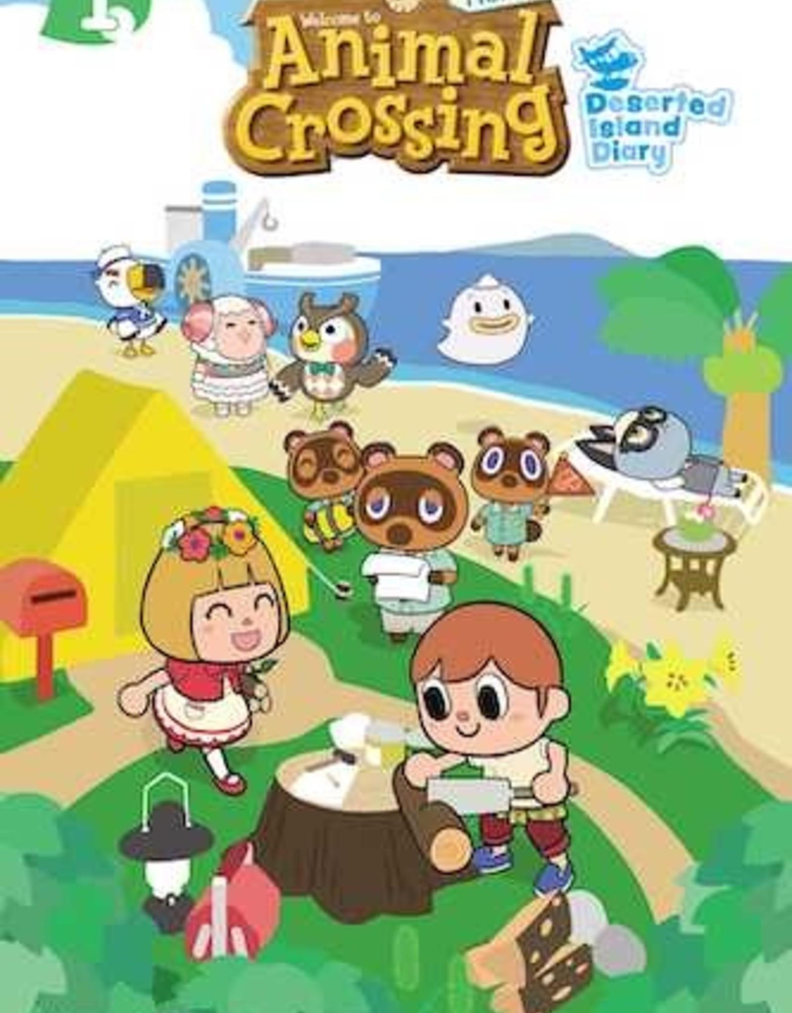 Viz Media Animal Crossing New Horizons GN Vol 01