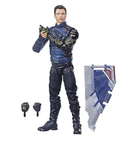 Hasbro Marvel Disney Plus Legends 6in Winter Soldier Action Figure