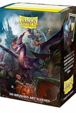 Arcane Tinmen Dragon Shield (100) Art Matte Halloween Dragon 2021