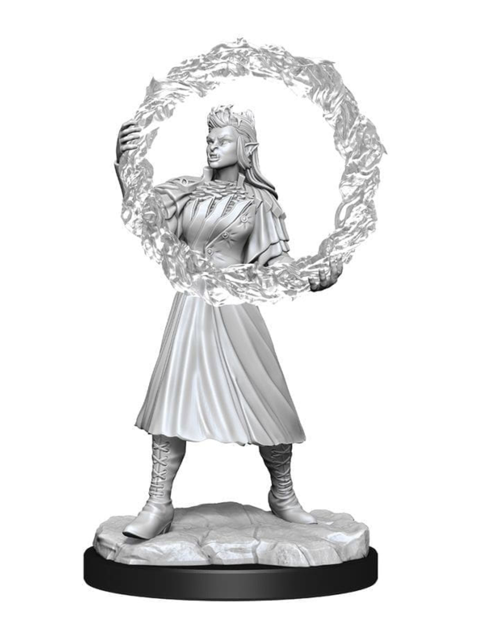 Wizkids Magic The Gathering Unpainted Miniatures: W03 Rootha and Zimone