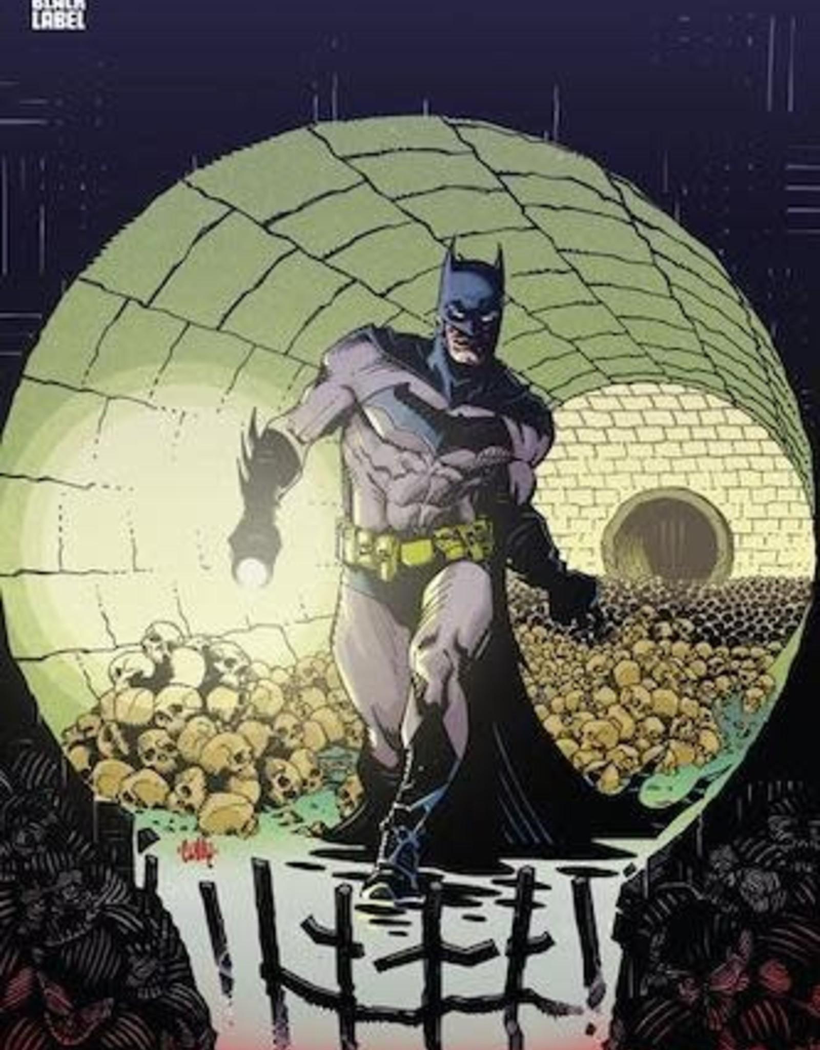 DC Comics Batman Reptilian #4 Cvr B Cully Hamner Var