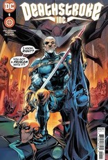 DC Comics Deathstroke Inc #1 Cvr A Howard Porter