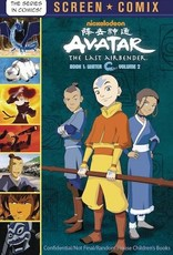 Random House Books Young Reade Avatar Last Airbender Screen Comix TP Vol 02