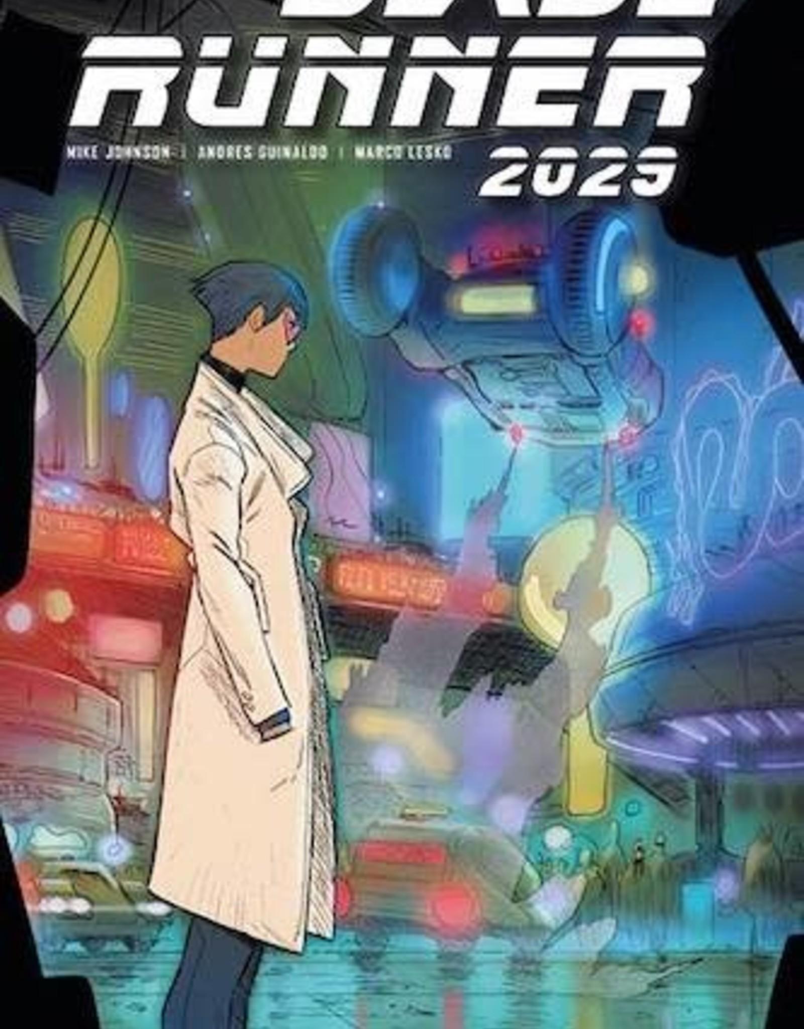 Titan Comics Blade Runner 2029 #8 Cvr C Milonogiannis