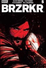 Boom! Studios BRZRKR (Berzerker) #5 Cvr A Garbett