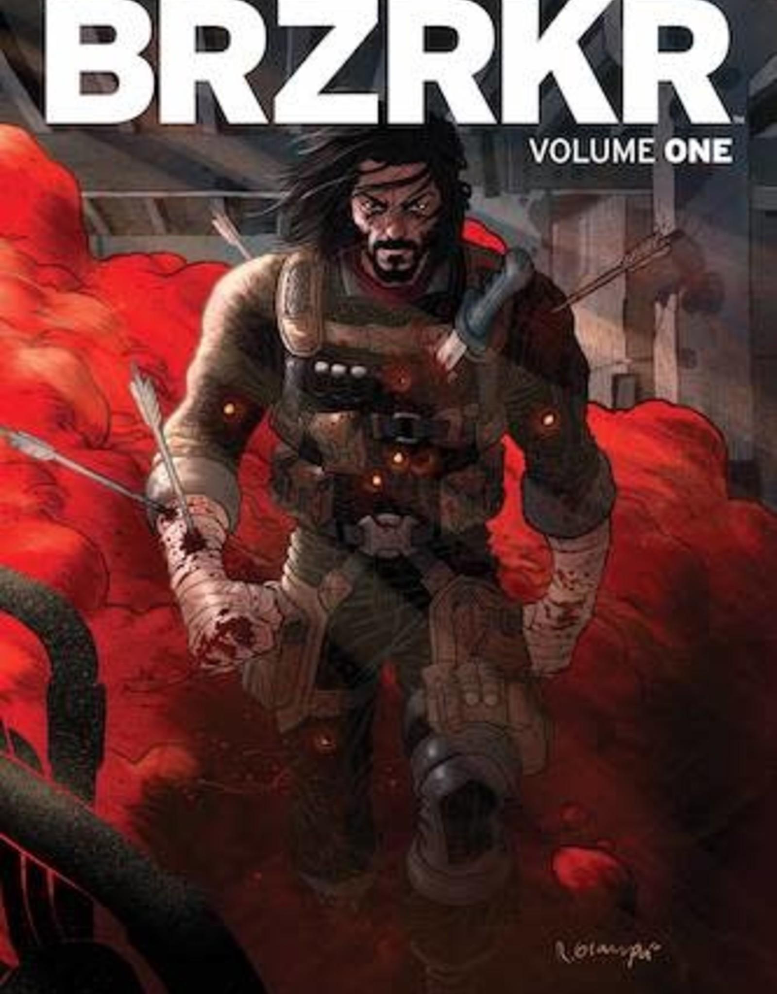 Boom! Studios BRZRKR (Berzerker) TP Vol 01