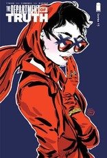 Image Comics Department Of Truth #13 Cvr C Llovet