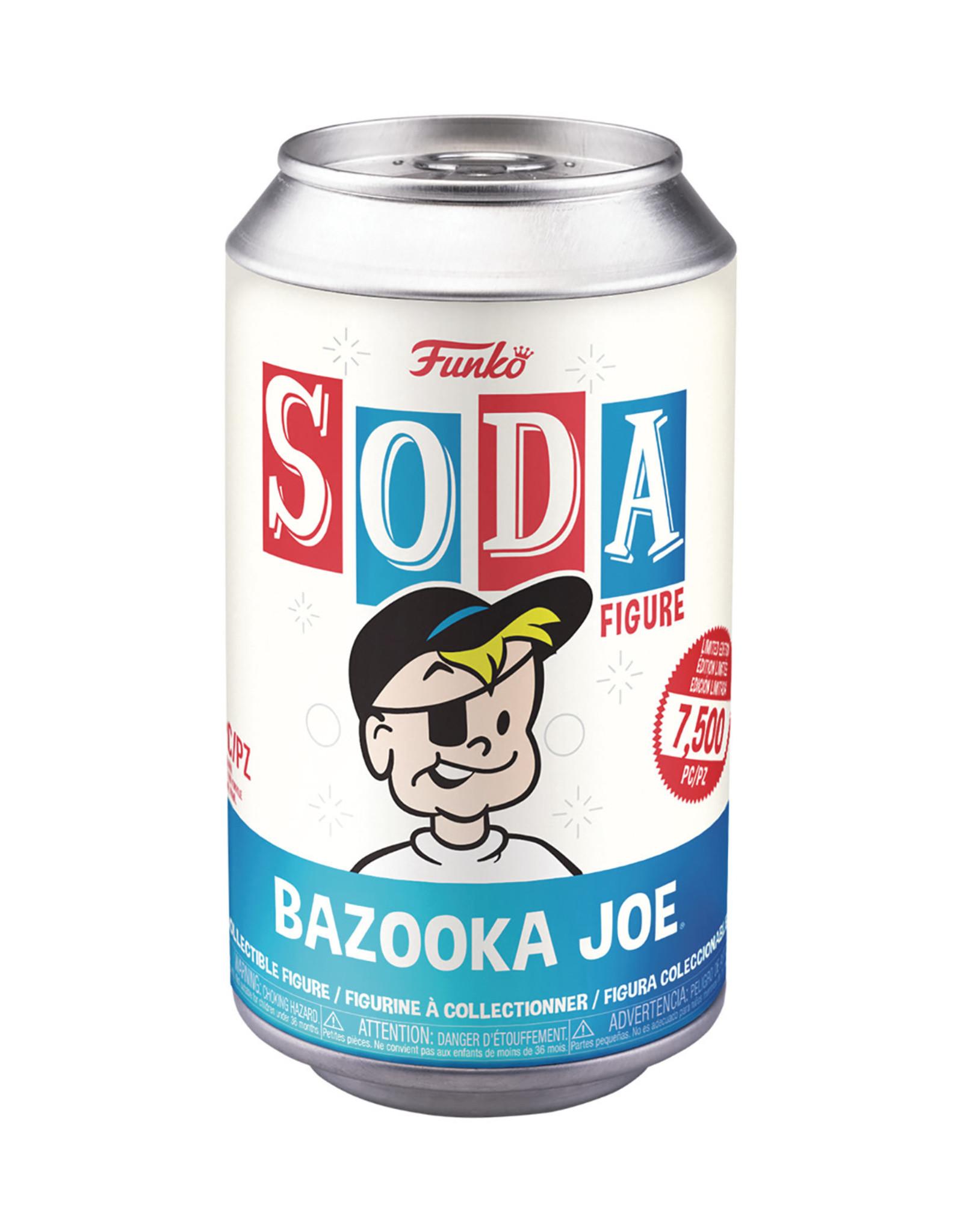 Funko Vinyl Soda Bazooka Joe