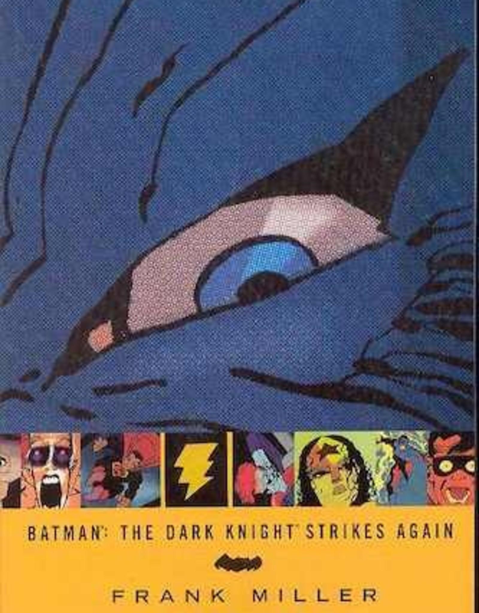 DC Comics Dark Knight Strikes Again TP
