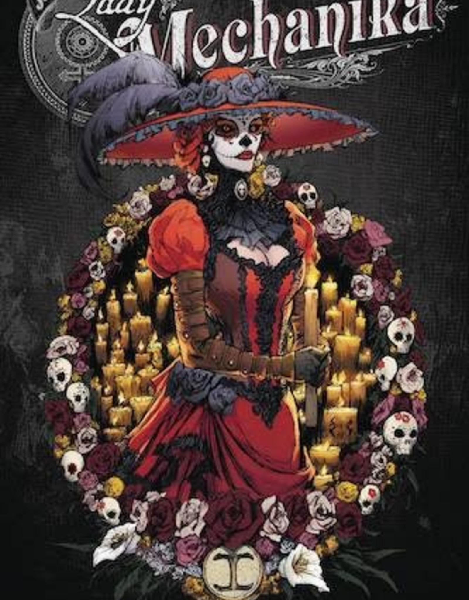 Benitez Productions Lady Mechanika TP La Dama De La Muerte