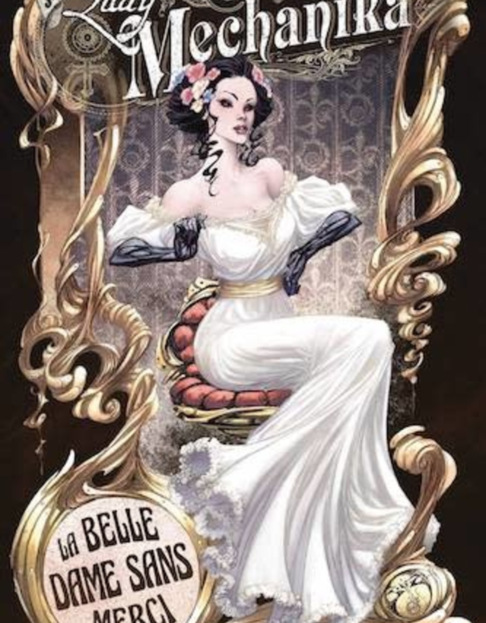Benitez Productions Lady Mechanika TP Vol 05 La Belle Dame Sans Merci