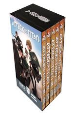 Kodansha Comics Attack on Titan Season 3 Part 2 Manga Box Set