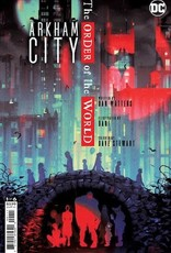 DC Comics Arkham City The Order Of The World #1 Cvr A Sam Wolfe Connelly (Fear State)
