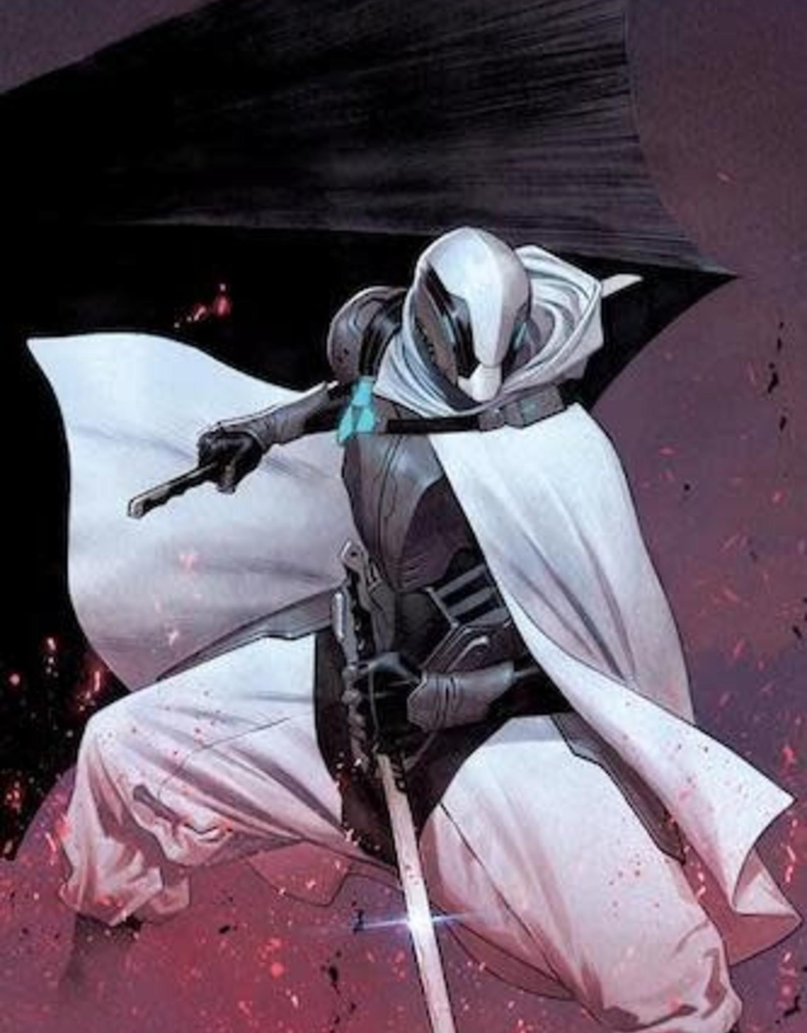 DC Comics Batman #114 Cvr B Jorge Molina Card Stork Var (Fear State)
