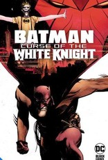 DC Comics Batman Curse Of The White Knight TP