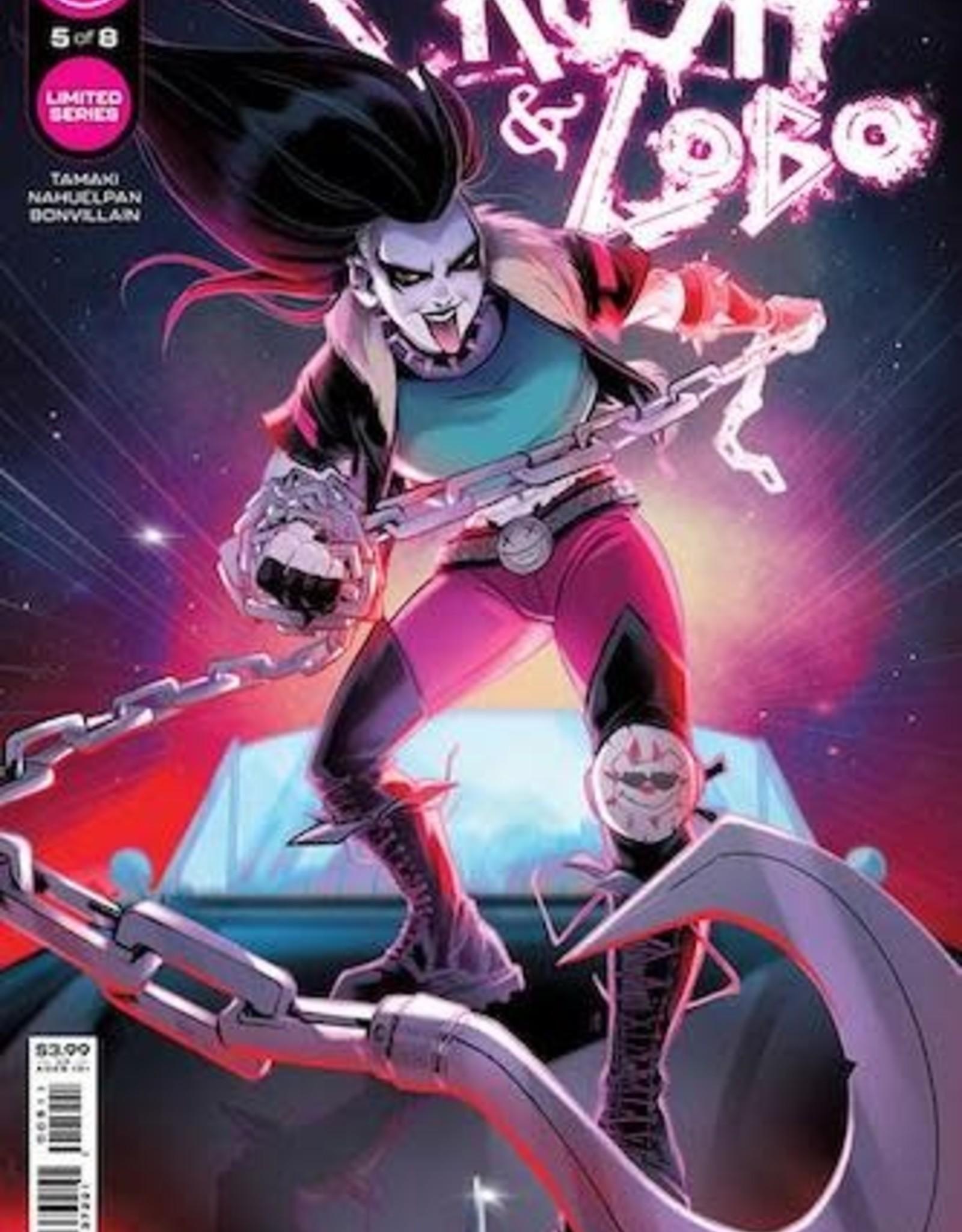 DC Comics Crush & Lobo #5 Cvr A Sweeney Boo