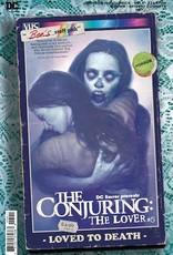 DC Comics DC Horror Presents The Conjuring The Lover #5 Cvr B Ryan Brown Movie Poster Card Stock Var