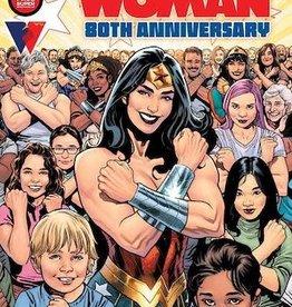 DC Comics Wonder Woman 80th Anniversary 100-page Super Spectacular #1 (One Shot) Cvr A Yanick Paquette