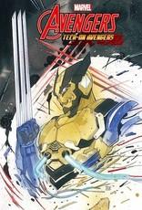 Marvel Comics Avengers: Tech-On #3 Momoko Variant