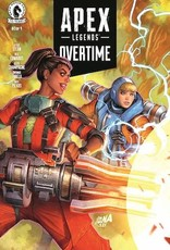 Dark Horse Comics Apex Legends Overtime #3