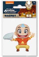 Monogram Products Avatar The Last Air Bender Aang 3D Foam Magnet