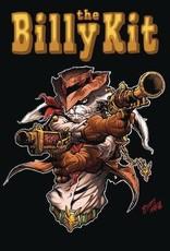 Blue Juice Comics Billy The Kit #1