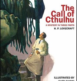 Flesk Publications Call Of Cthulhu Mystery In 3 Parts Illustrated Sc