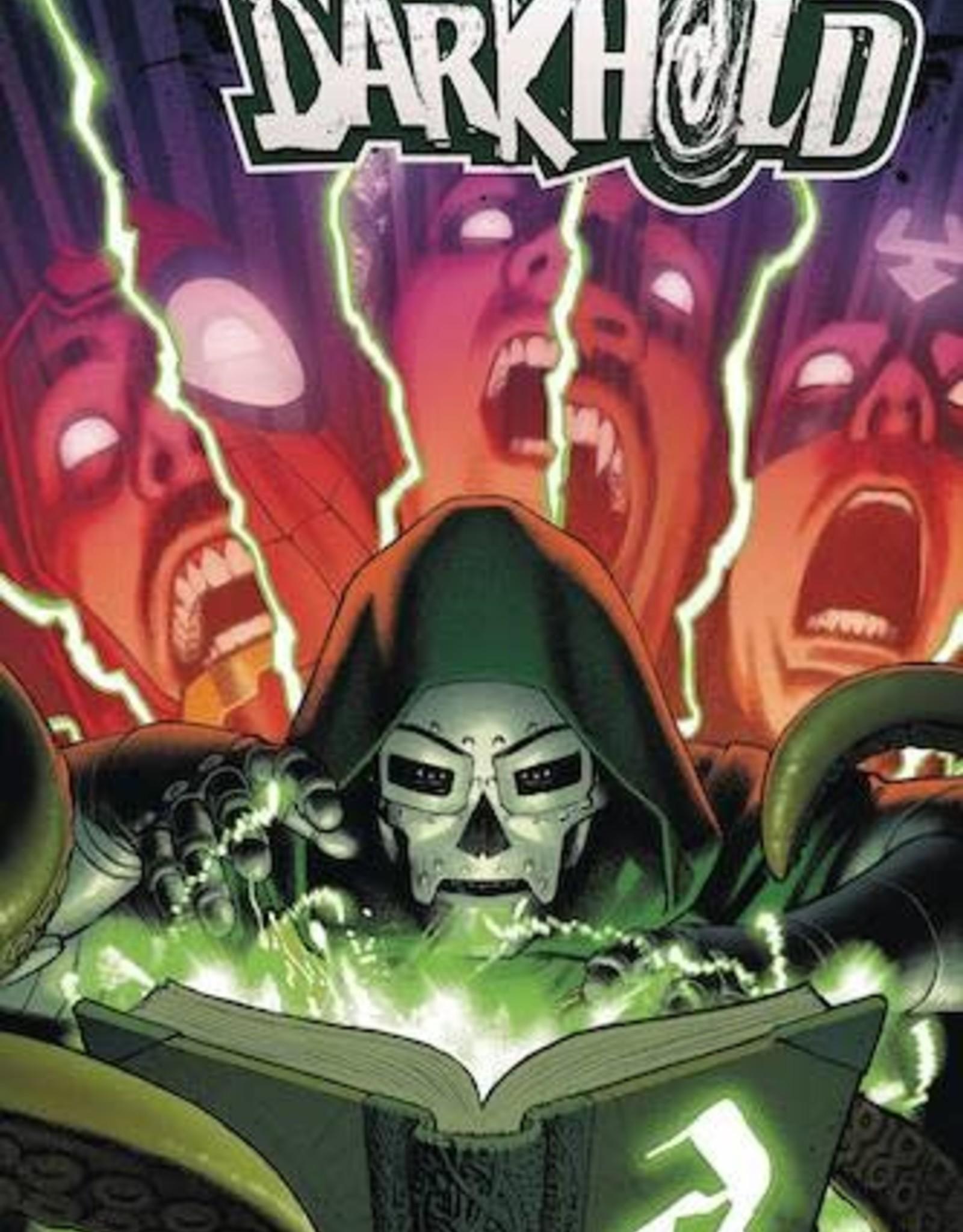Marvel Comics Darkhold Alpha #1