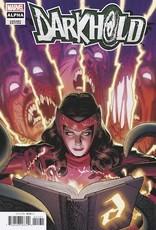 Marvel Comics Darkhold Alpha #1 Smallwood Var