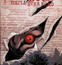 Vault Comics Last Book Youll Ever Read #3 Cvr B Hickman