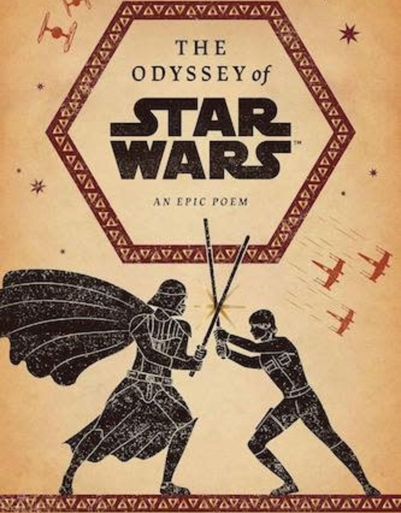 Abrams Image Odyssey Of Star Wars An Epic Poem HC