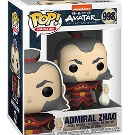 Funko POP Animation Avatar Admiral Zhao Vinyl Fig