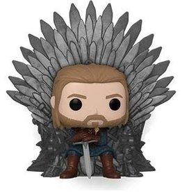 Funko POP Deluxe Game Of Thrones Ned Stark On Throne Vin Fig