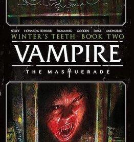 Vault Comics Vampire The Masquerade TP Vol 02 Winters Teeth