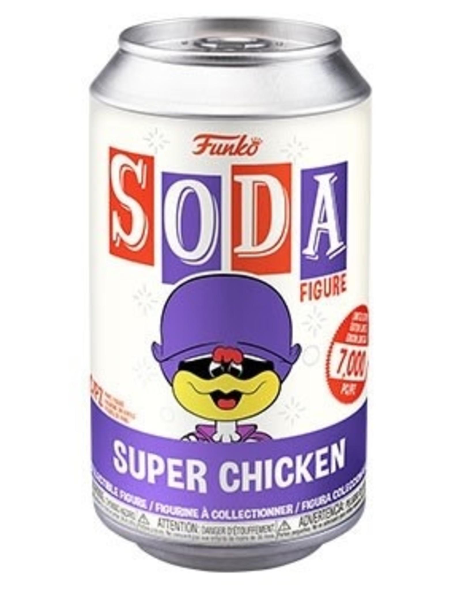 Funko Vinyl Soda Super Chicken