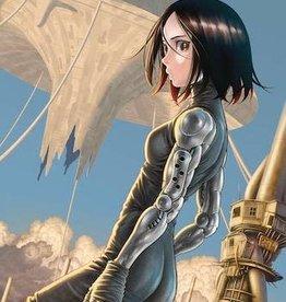 Kodansha Comics Battle Angel Alita Vol 01 GN