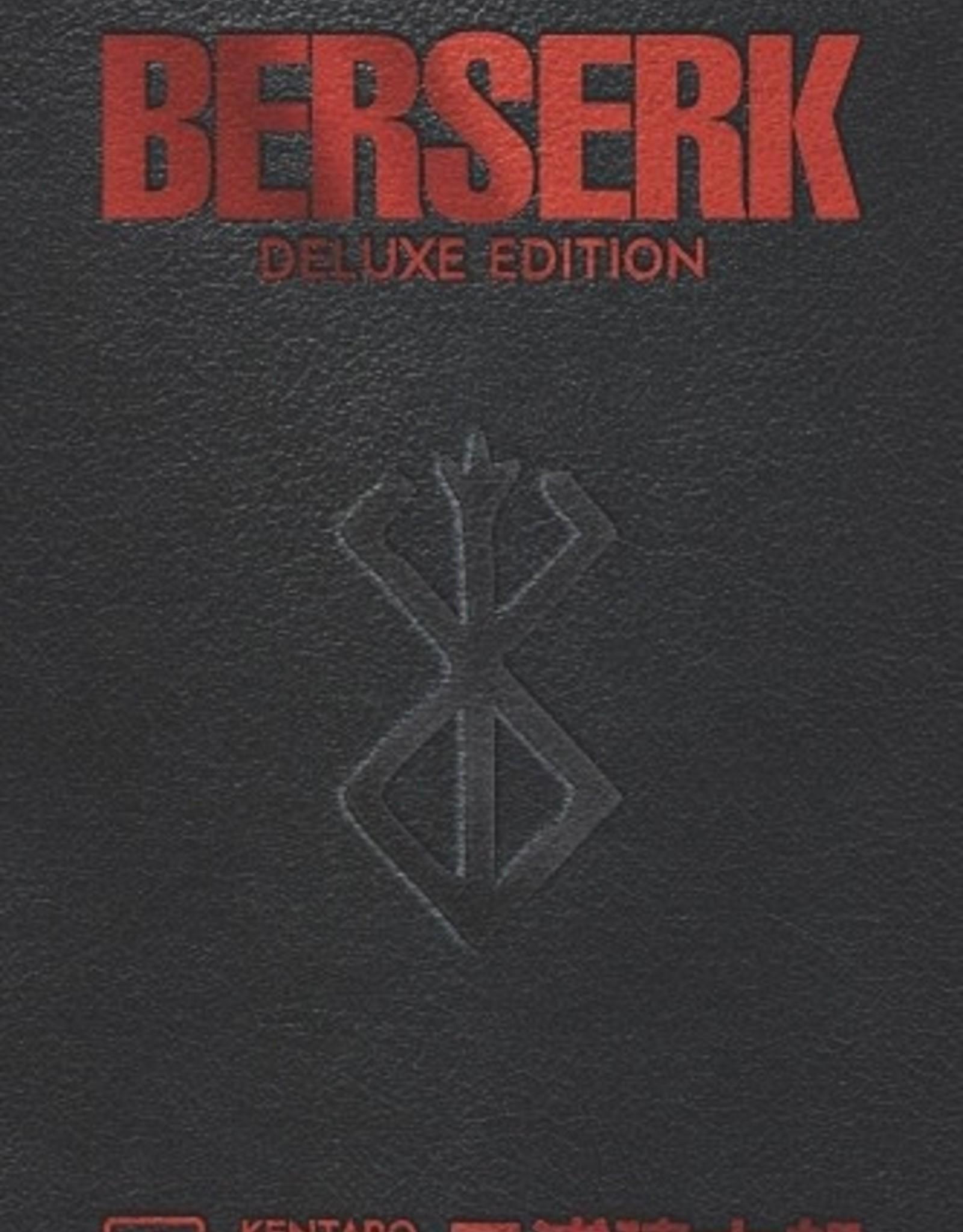 Dark Horse Comics Berserk Deluxe Edition HC Vol 01