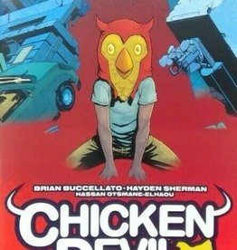 AfterShock Comics Chicken Devil #1 Alt Cover