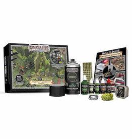 The Army Painter Gamemaster: Wilderness and Woodlands Terrain Brush Kit