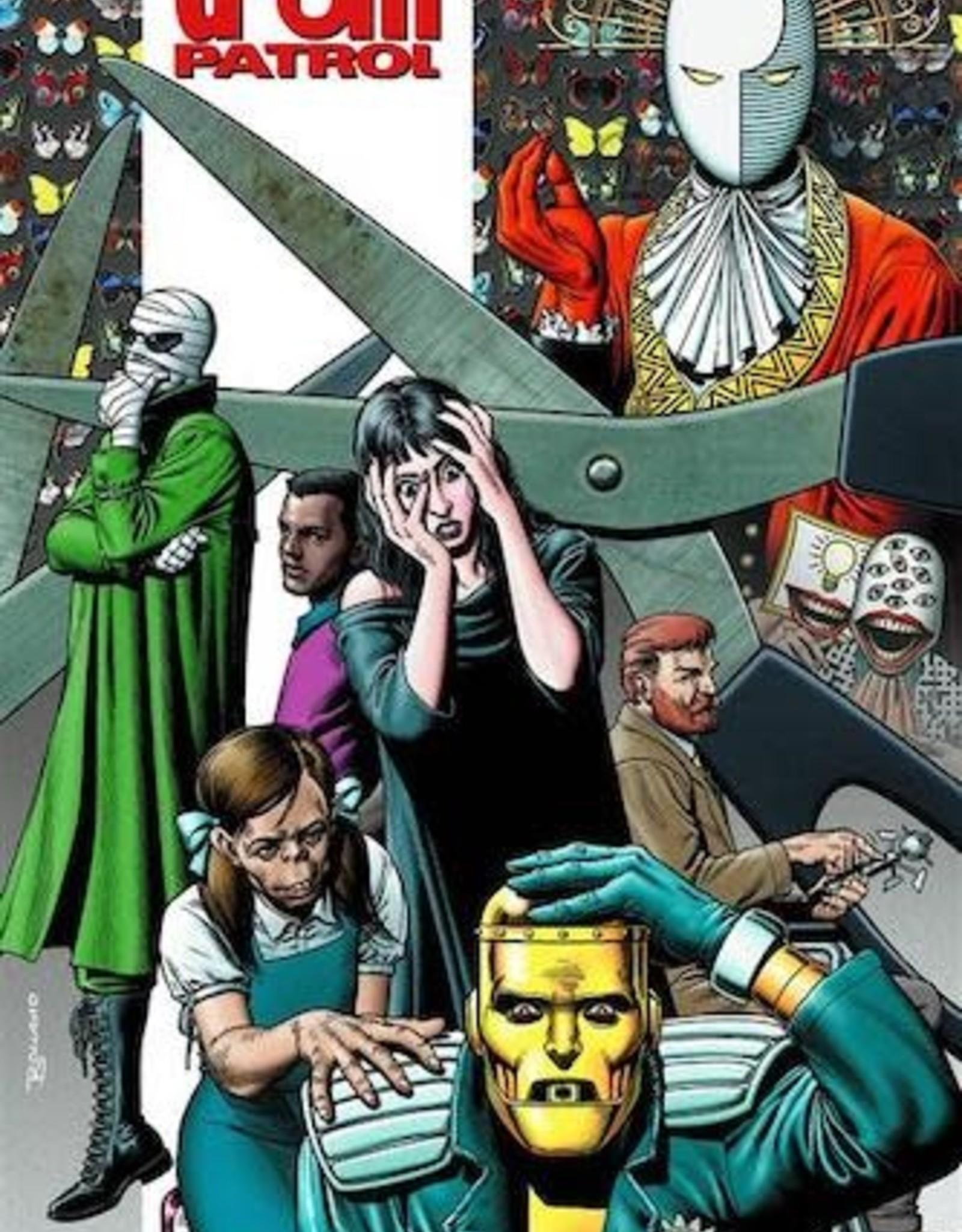 DC Comics Doom Patrol TP Book 01