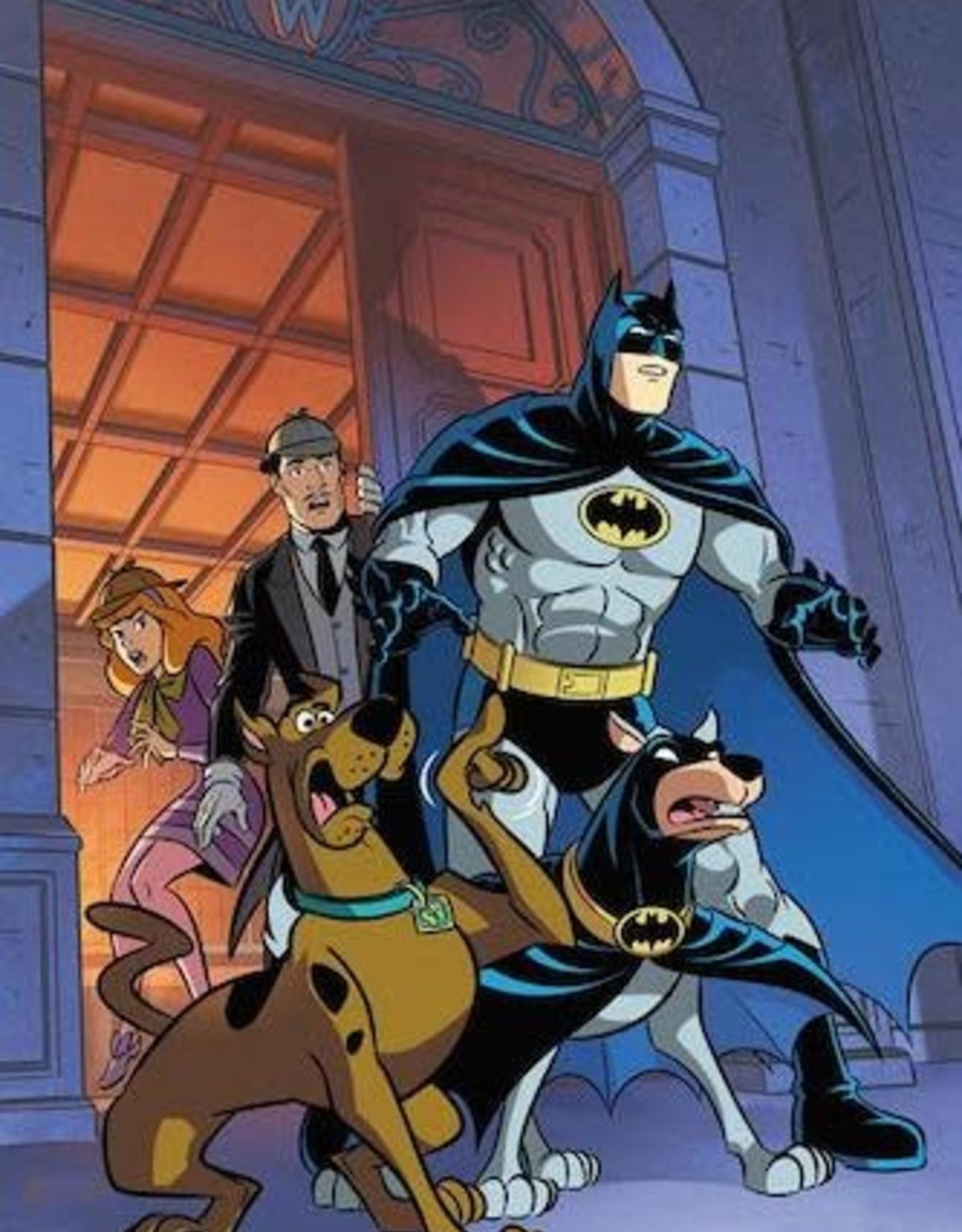 DC Comics Batman & Scooby-Doo Mysteries #7