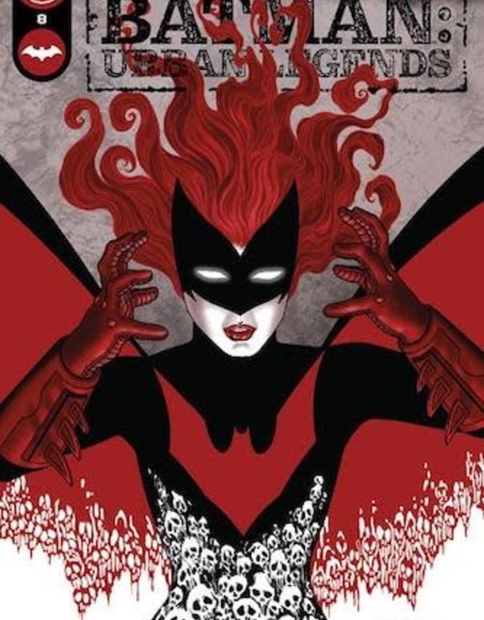 DC Comics Batman Urban Legends #8 Cvr A Colleen Doran (Fear State)