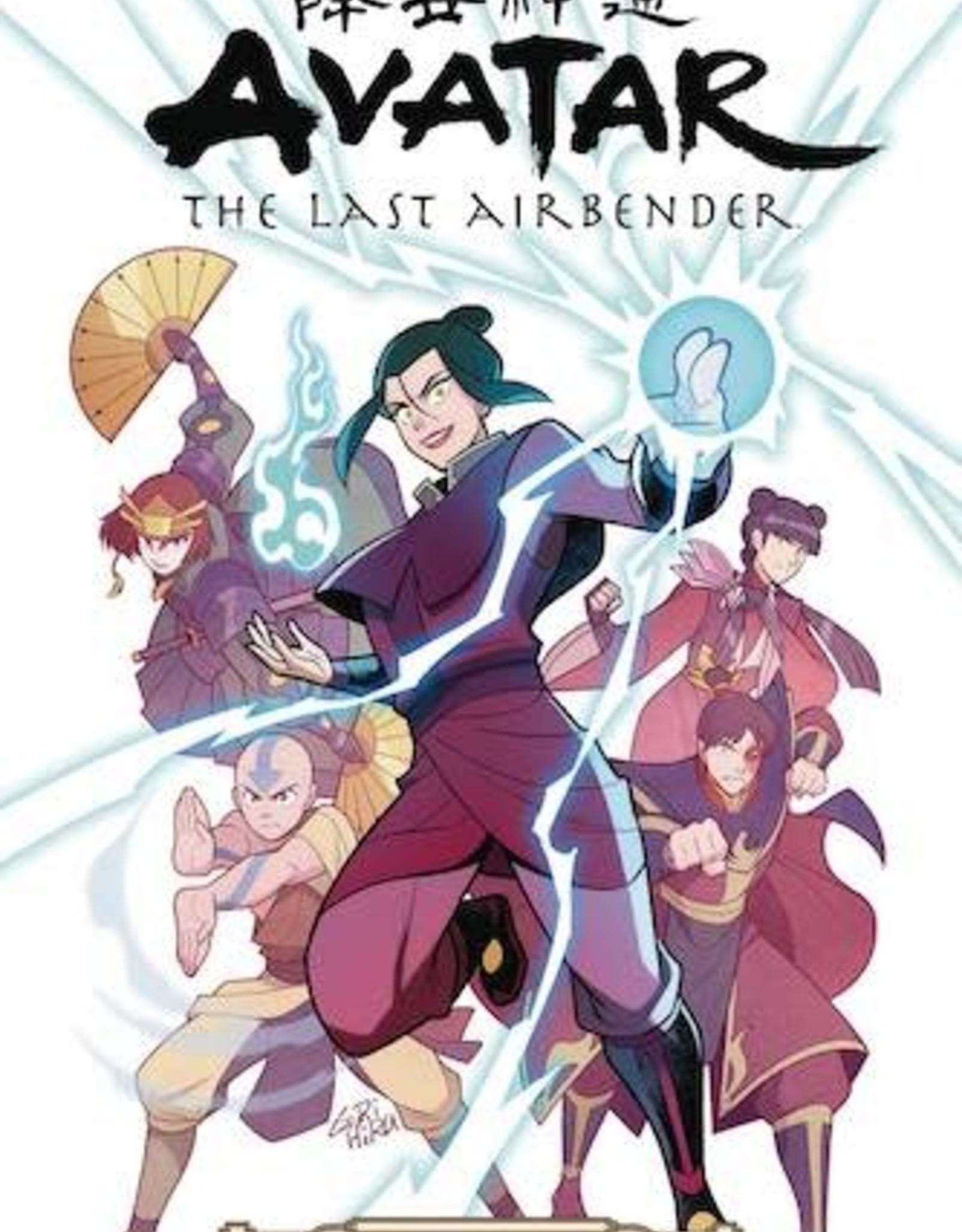 Dark Horse Comics Avatar Last Airbender Smoke & Shadow Omnibus TP